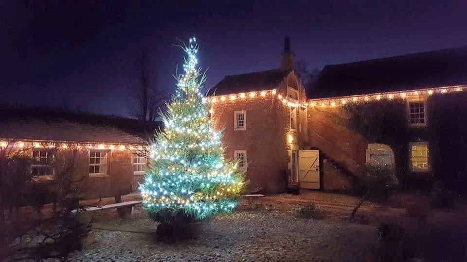Christmas Courtyard - Sunday 5th December